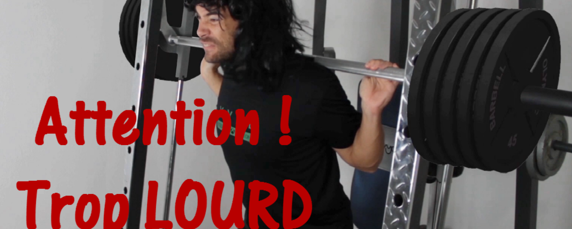 Humour Musculation Chris Braibant