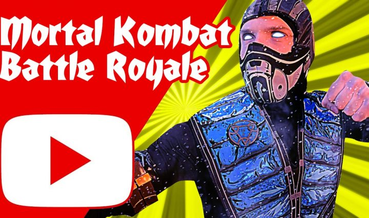 Mortal Kombat Battle Royale
